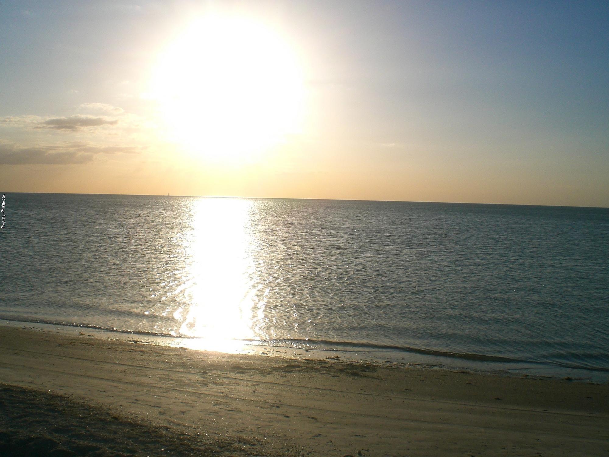 sunset beach twitter backgrounds pimpmyprofilecom